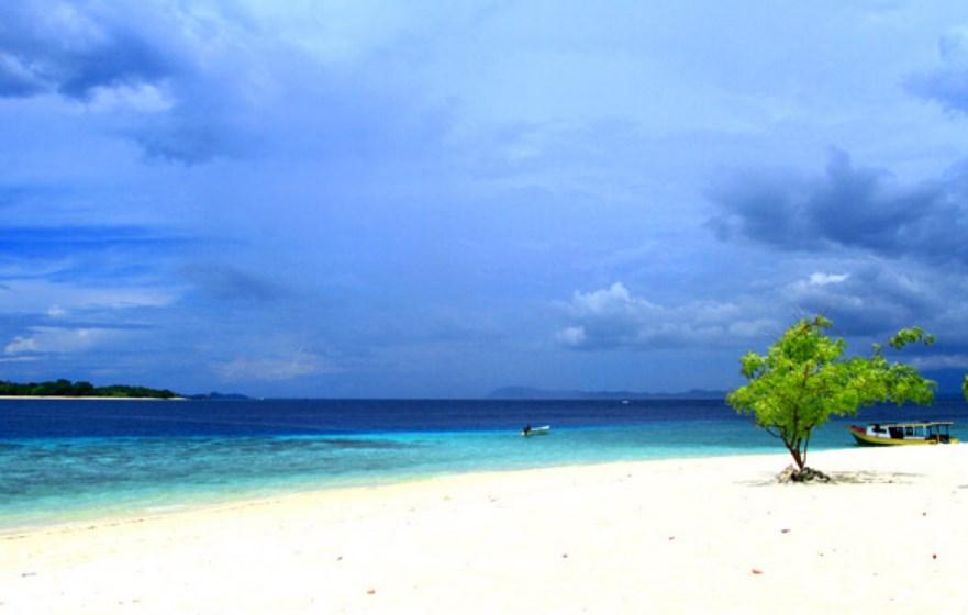 Tempat Wisata Pulau Lihaga Sulawesi Utara