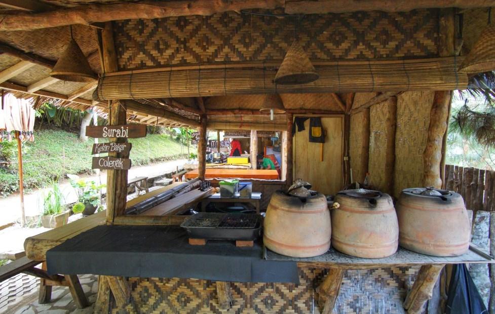 Kuliner The Lodge Maribaya Kuliner