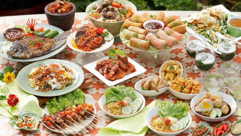 Berikut Makanan Paling Enak di Asia Makanan Internasional Terlezat