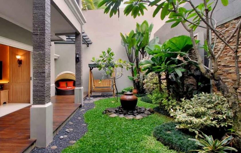 Tips Desain Taman Minimalis Belakang Rumah