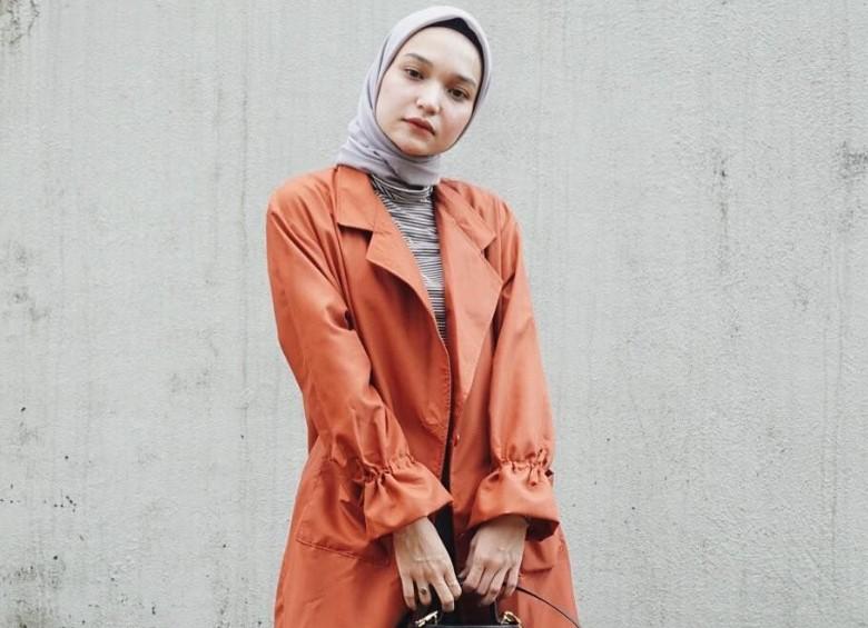 Yuk Intip 9 Gaya Hijab Wajah Bulat Agar Tampak Awet Muda