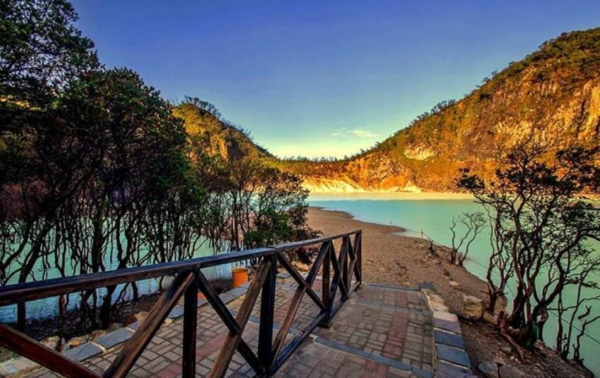 Akses Menuju ke Tempat wisata Kawah Putih Bandung