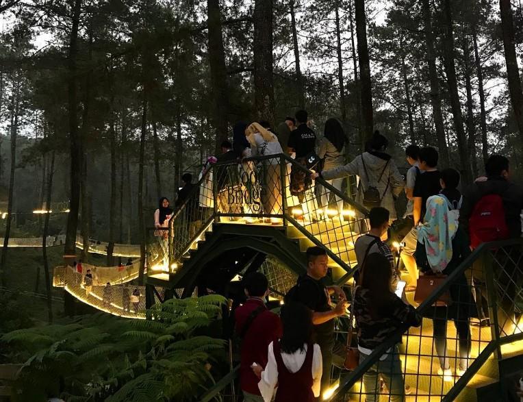 Jam Buka Orchid Forest Lembang Bandung
