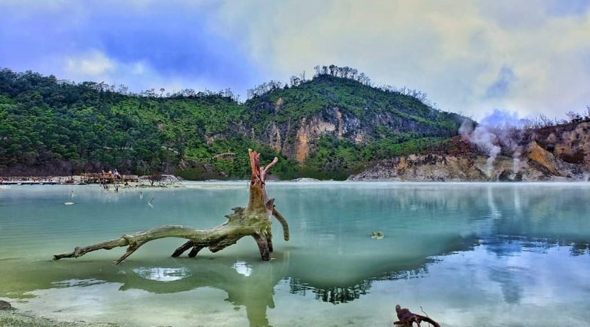 Keindahan Tempat Wisata Kawah Putih Ciwidey Bandung