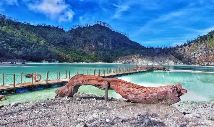 Tips wisata ke Tempat wisata Kawah Putih Bandung