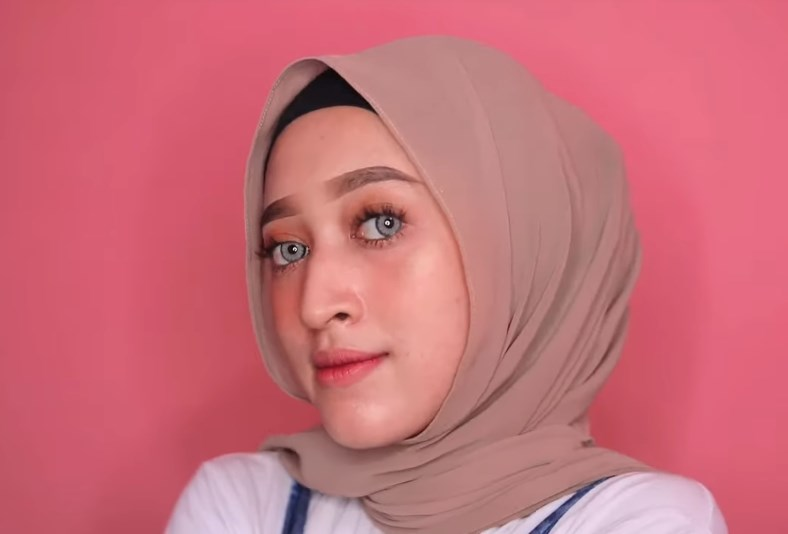 Tutorial Hijab Pashmina untuk Remaja Simple dan Mudah, Tata Hijab dengan Rapi