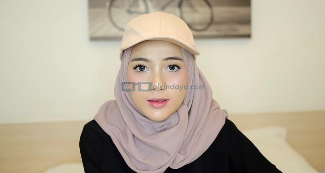 Tutorial Hijab Pashmina untuk Remaja SELESAI