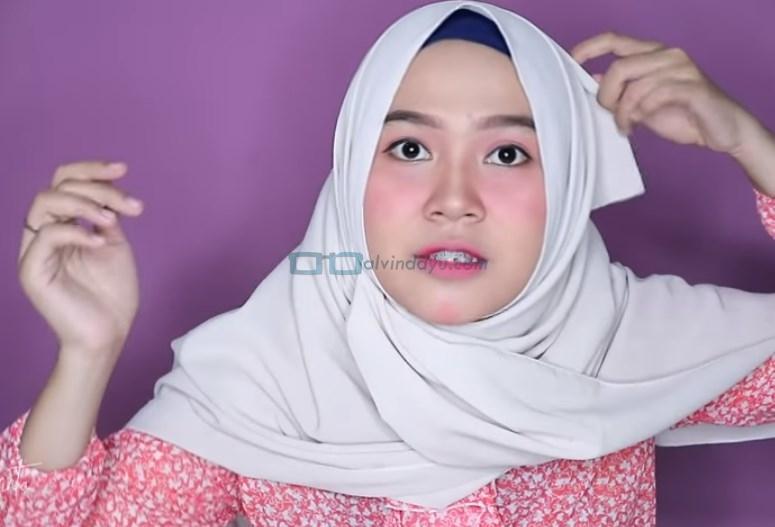 12 Hijab Pashmina Tanpa Jarum Pentul Png