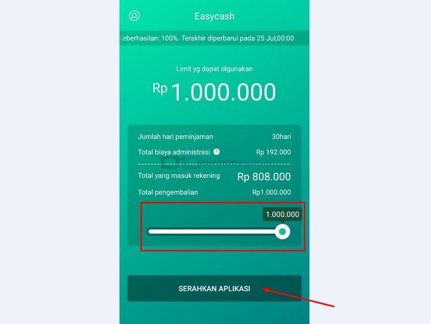 Ajukan Pinjaman Easy Cash