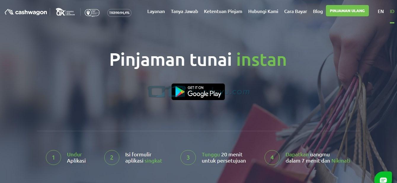 Cara Mengajukan Pinjaman Dana Cepat Tanpa Jaminan di Cashwagon Indonesia
