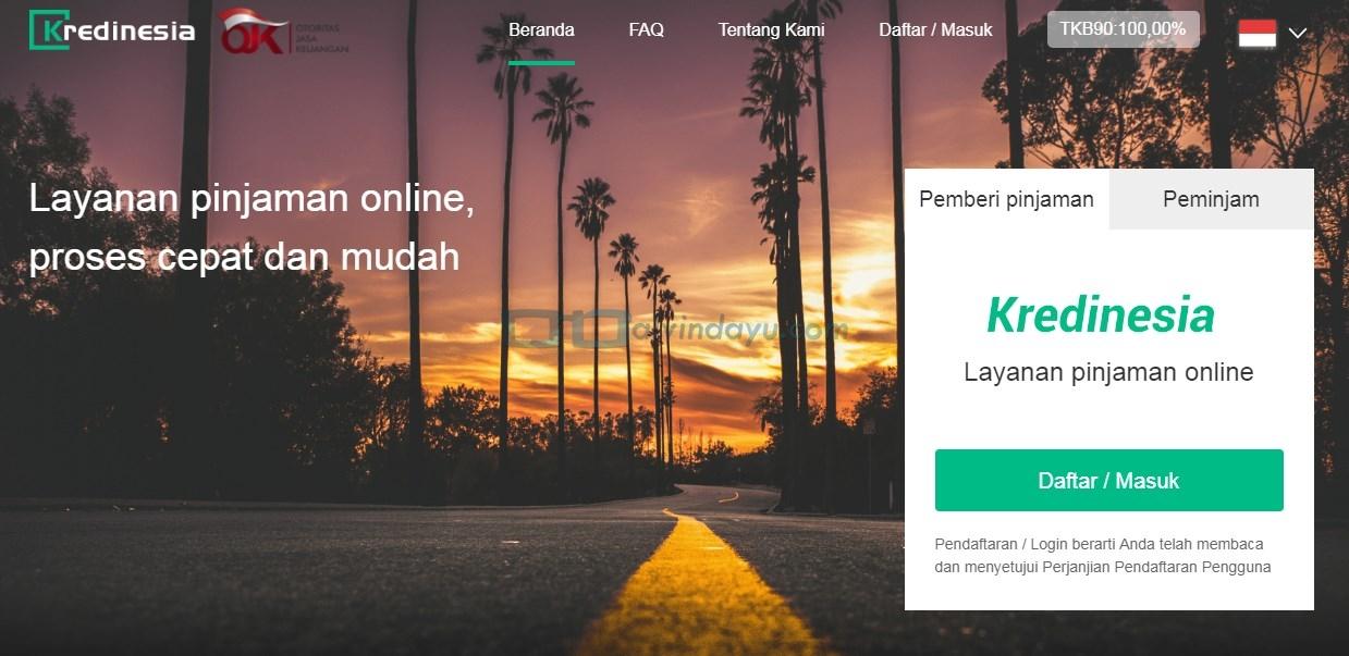Cara Mengajukan Pinjaman Online di Kredinesia