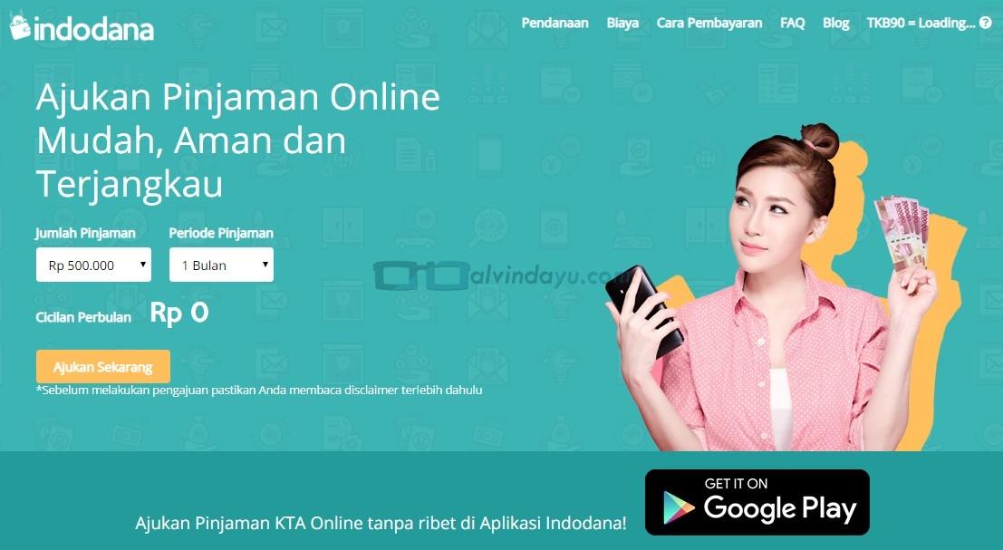 20 Daftar Aplikasi Pinjaman Online 24 Jam Langsung Cair Terdaftar