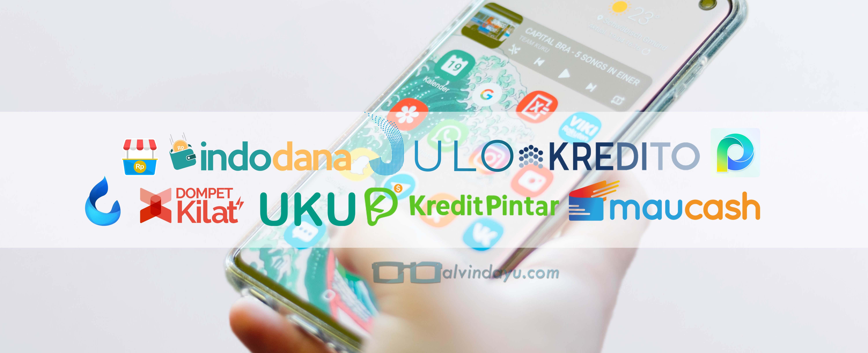 Daftar Aplikasi Pinjaman Online 24 Jam Langsung Cair Terdaftar OJK