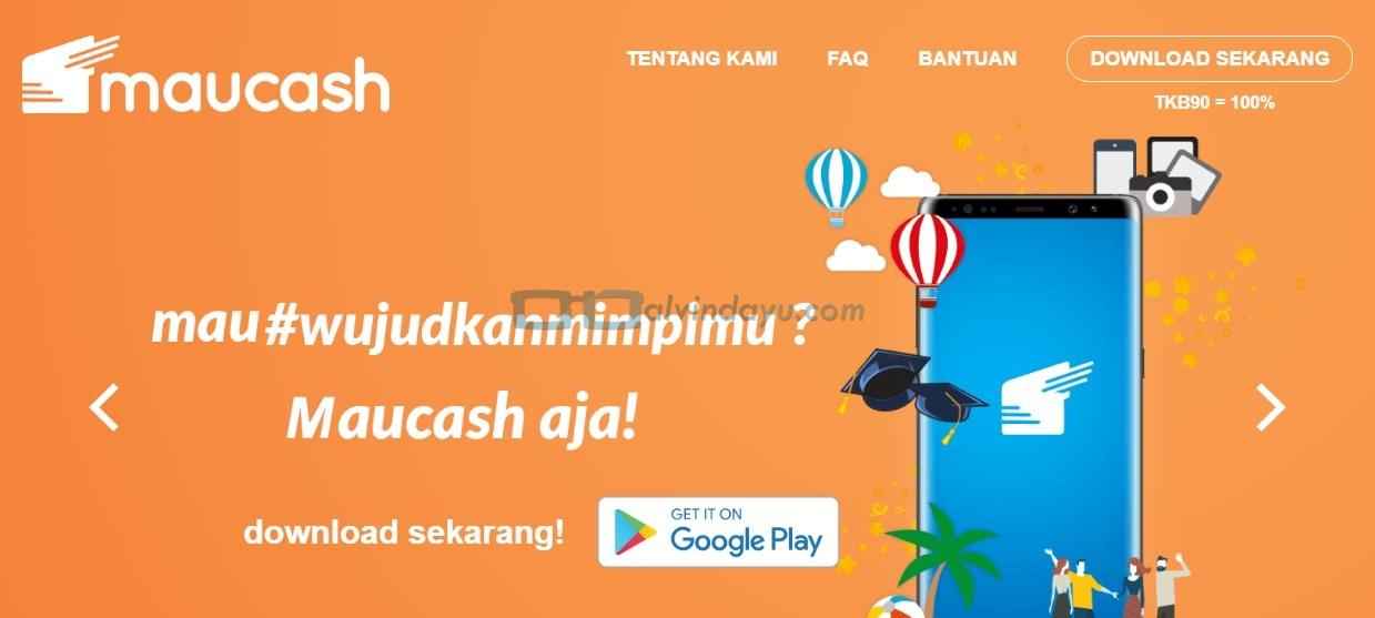 Pinjam Uang 5 Juta Online Lewat Aplikasi Maucash