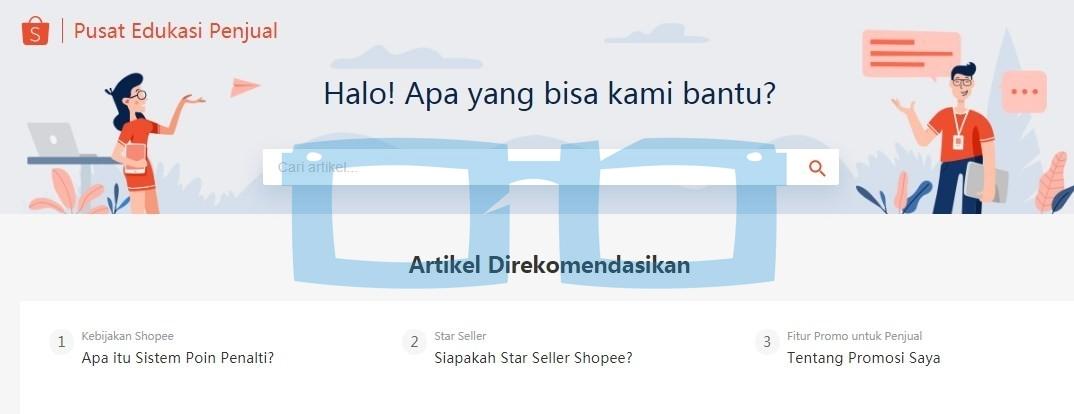 Pusat Edukasi Penjual Shopee