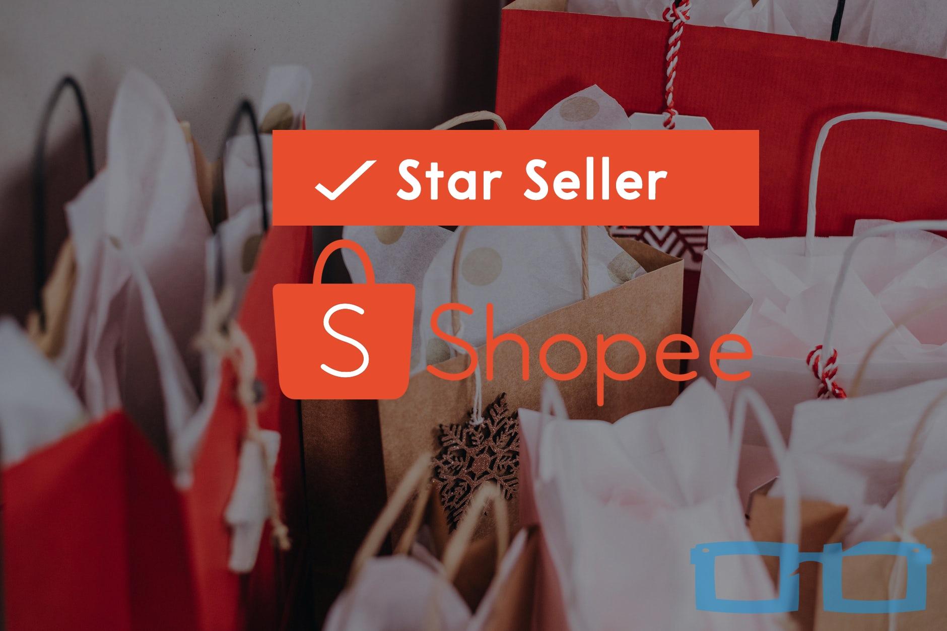 Tips Memenuhi Syarat Star Seller Shopee