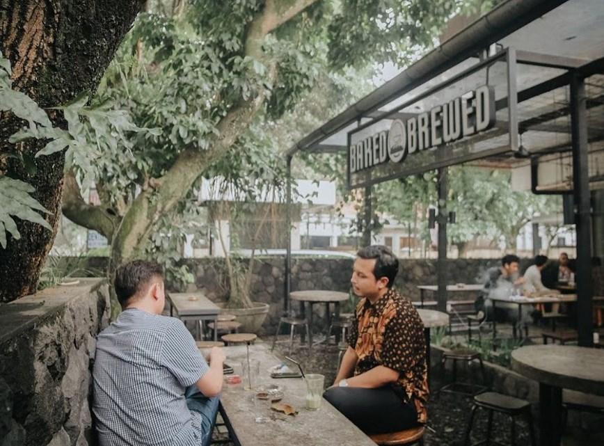 Baked Brewed Café Murah di Bogor