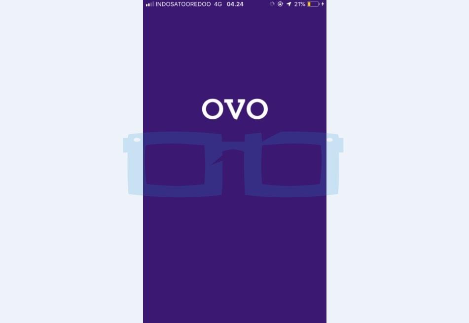 Cara Transfer OVO ke Rekening Buka Aplikasi OVO
