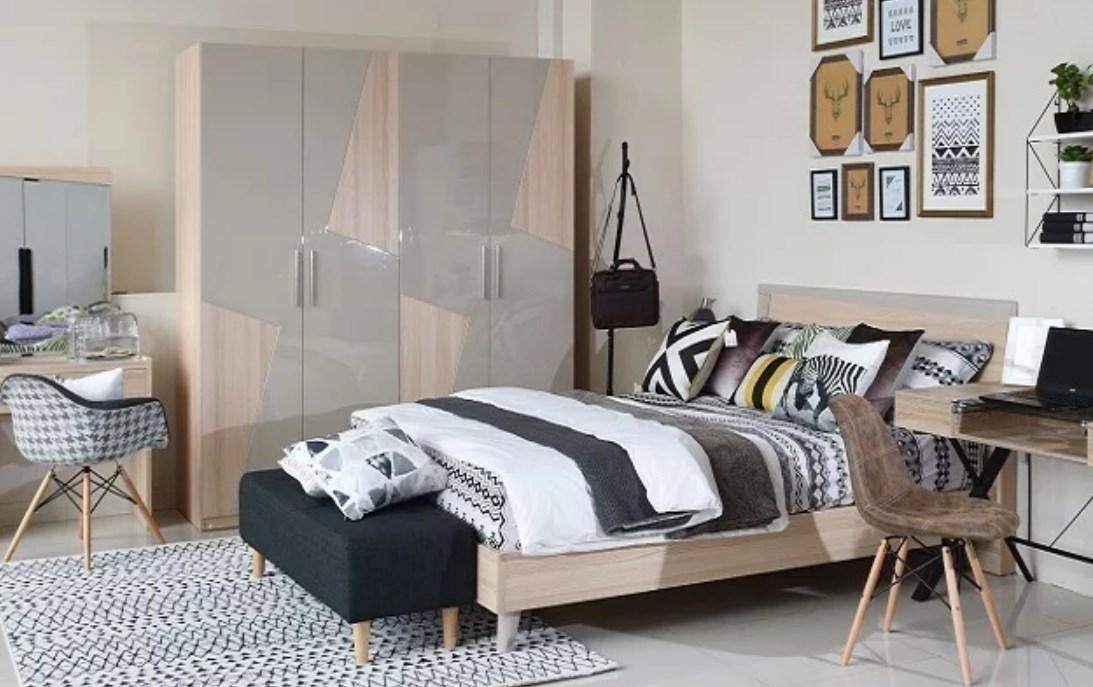 Furniture Kamar Tidur Minimalis