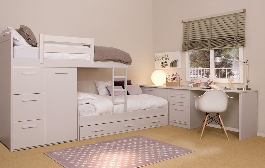 Furniture Minimalis Kamar Tidur Multifungsi