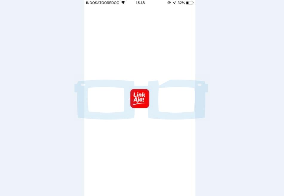Buka Aplikasi dan Logout Akun LinkAja