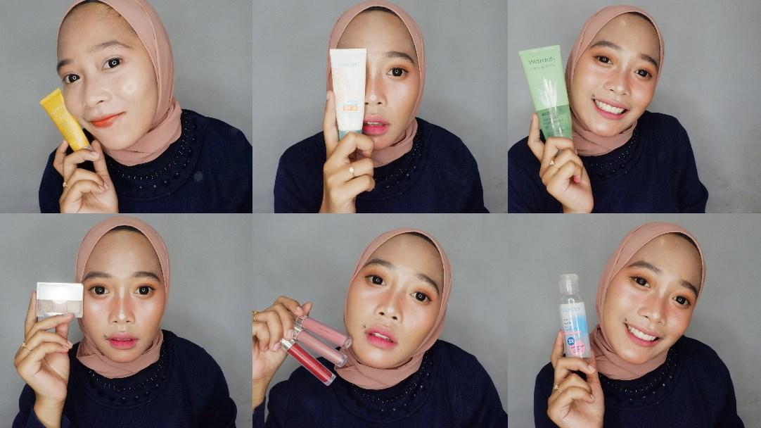 Make Up Natural Kulit Sawo Matang Wardah Saubhaya Makeup