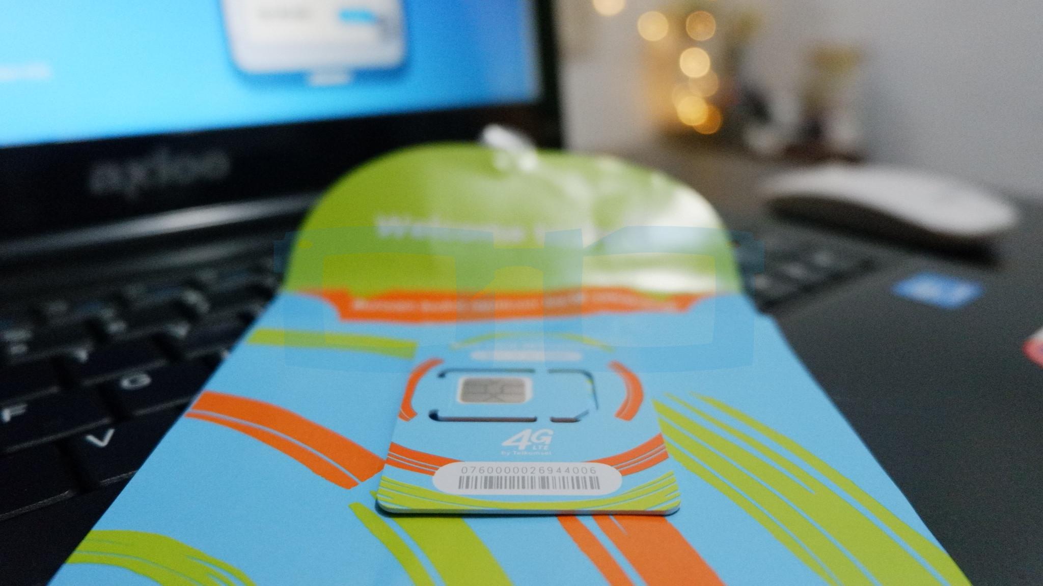 SIM Card By U