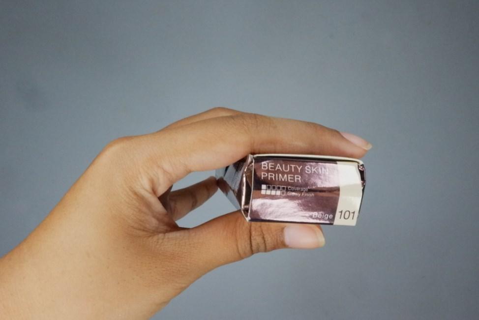 Kemasan atau Packaging Primer Pixy Make It Glow Sisi Atas