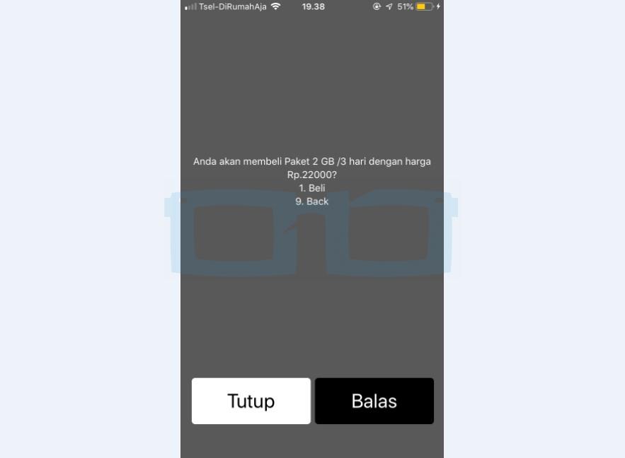 Beli Internet Murah Telkomsel Kuota 2GB