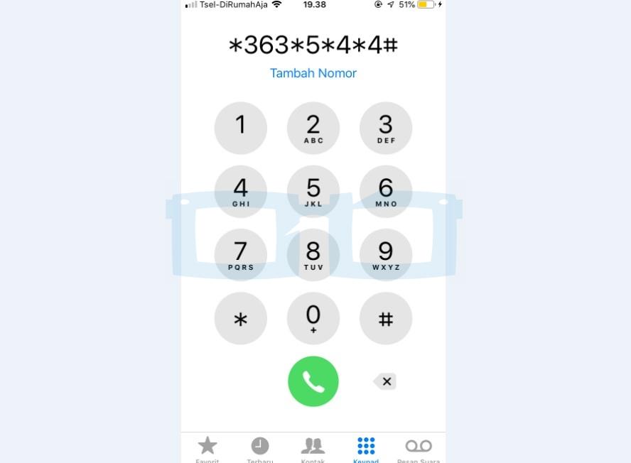 Kode Internet Murah Telkomsel Kuota 2GB