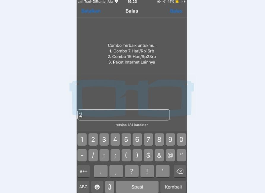 Paket Combo 15 Hari Telkomsel Murah