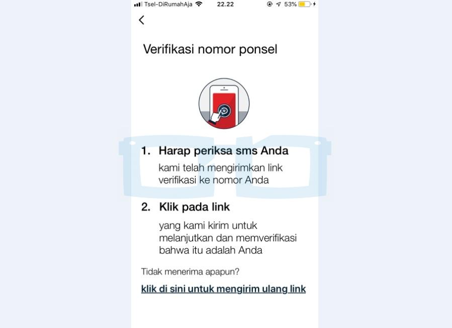 Verifikasi Nomor Telkomsel