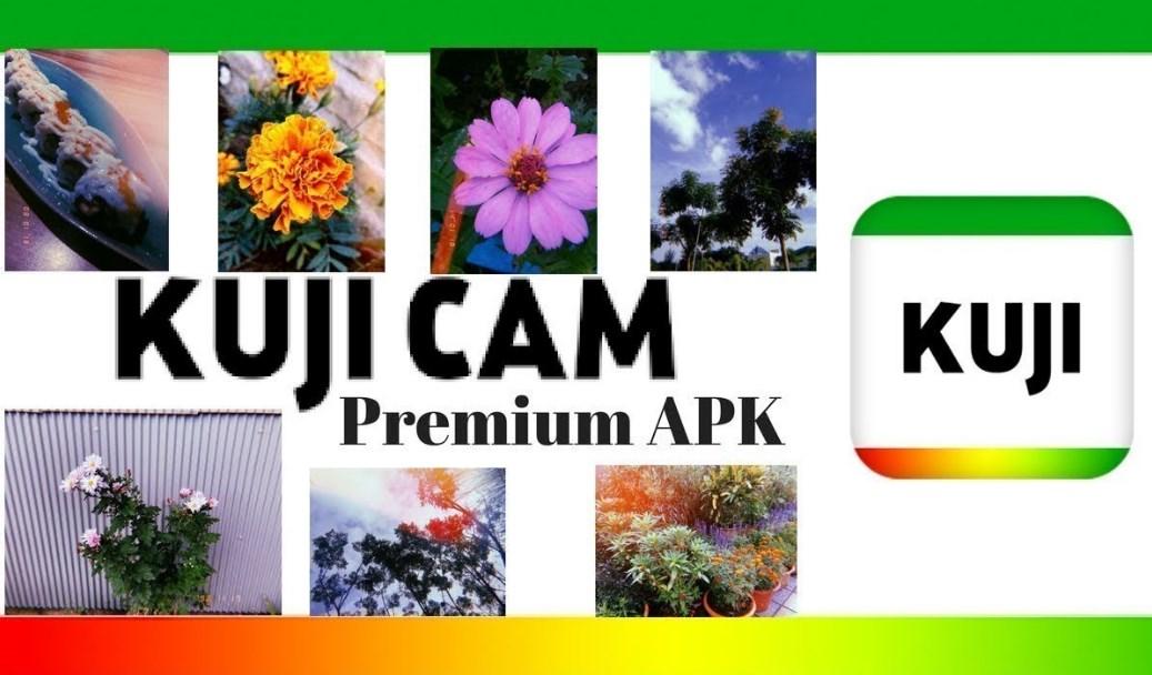 Kuji Cam Edit Foto Ala Selebgram