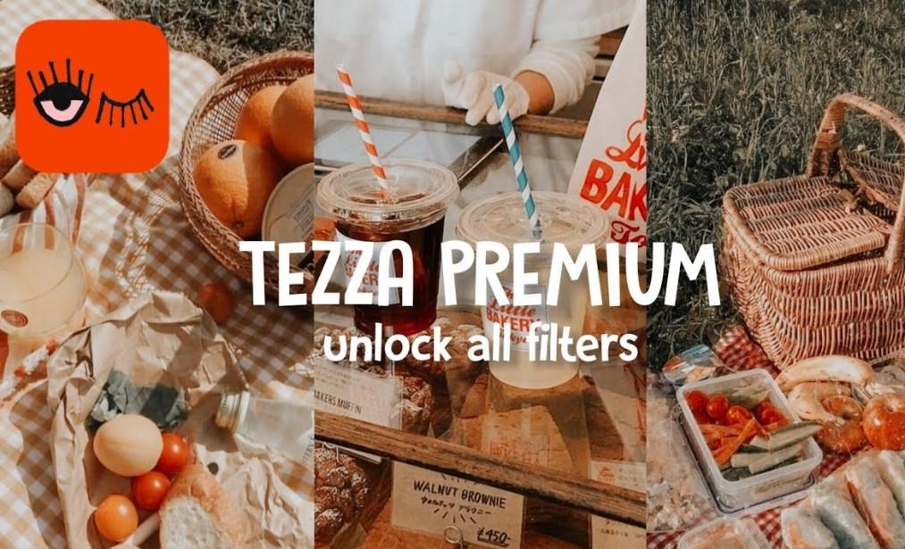 Tezza Aplikasi Edit Foto Android