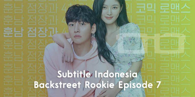 Backstreet Rookie Episode 2 Subtitle Indonesia
